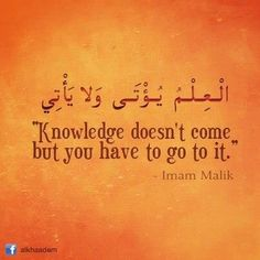 Image result for islam knowledge