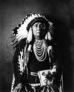 chief Joseph, 1899