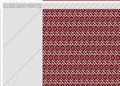 draft image: Page 055, Figure 10, Atlas D'Armures Textiles, B. Fressinet, 8S, 60T