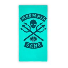 Mermaid Gang Beach Towel