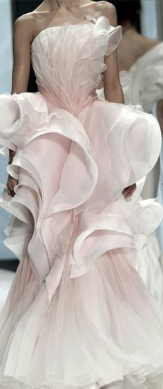 Ralph Russo Haute Couture | SS 2015 | cynthia reccord