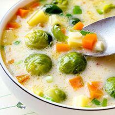 Kitchen Recipes, Soup Recipes, Cooking Recipes, Healthy Recipes, Food L, Good Food, Yummy Food, Comfort Food, Food Goals