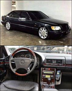 Mercedes Benz S Class Mercedes Benz Amg, Mercedes W140, Mercedes Benz Models, Benz Car, Mercedes Interior, Limousine Car, Hummer Cars, Benz S500, Merc Benz