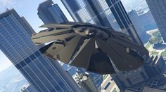 GTA V's UFOs Up Close And Personal