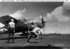 F6F Hellcat Fighter Plane