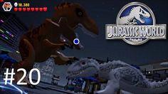 Jurassic World Lego Game Level #20  Main Street Showdown Gameplay Walkth...