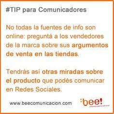 Tip para comunicadores #SocialMedia