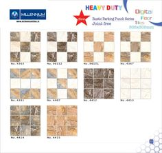 Millennium Tiles 300x300 Digital Floor Tile Series Ceramic Floor Tiles, Tile Floor, Tile Manufacturers, Flooring, Rustic, Ceramics, Digital, Free, Punch