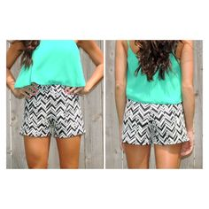 Missoni Knit Shorts from Monica's Closet Essentials