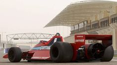 Crown jewels: Bernie Ecclestone reveals a portion of his Formula One car collection Weird Cars, Cool Cars, Win Car, Gp F1, Ground Effects, Formula 1 Car, F1 Racing, First Car, Car And Driver