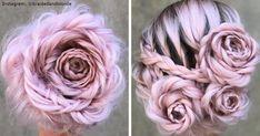Плетеная роза - самая горячая прическа весны! Ею все одержимы, но вот как сделать