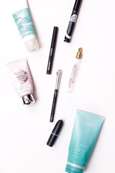 Empty Makeup and Skincare Products in November