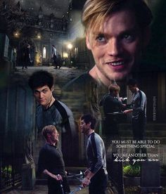 "1,598 To se mi líbí, 16 komentářů – Nellie ~ Shadowhunters ➰ (@nephilimsherrie) na Instagramu: ""Jalec appreciation again! ♥️ This scene was incredible! The looks, the moves, the dialogue, all on…"""