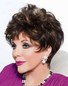 Joan Collins Wigs Alexis A9023