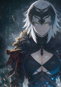 Safebooru is a anime and manga picture search engine, images are being updated hourly. Anime Girl Hot, Anime Art Girl, Anime Girls, Fantasy Characters, Female Characters, Anime Characters, Dark Fantasy, Jeane D Arc, Fate Jeanne Alter