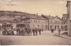 Ettelbruck la gare, der Bahnhof