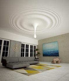 plafond en staff par Marcin Orkisz