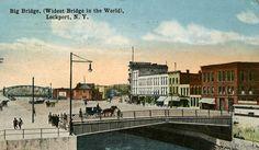 Big Bridge - Lockport NY