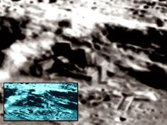 China: Boom Film Extraterrestrial Bases on the Moon