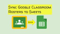 Add-ons are one of the best features of Google Apps. You can add them from a published list or write them yourself with scripts. This post is about using rosterSync to share rosters from Google Classroom to Google Sheets. Instructional Strategies, Google Classroom, Scripts, Apps, Technology, Writing, Education, Teaching Strategies, Tech