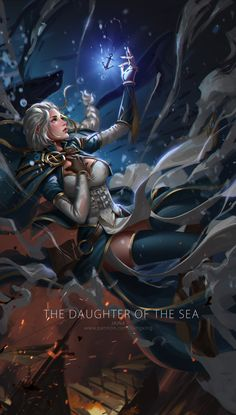 Daily World of Warcraft Art Board ^^ // Blizzard // wow // Hearthstone // Geek // Alliance //Jaina Proudmore Art Warcraft, World Of Warcraft Game, Fantasy Women, Fantasy Girl, Dragon Age, Larp, Image Minions, Arthas Menethil, Jaina Proudmoore