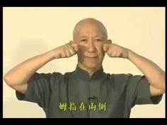 Как сделать китайский массаж лица - YouTube