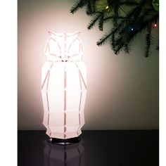 Owl Lampshade by MOSTLIKELY | MONOQI
