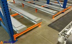 Atlantic Racks selection of Pallet Flow Systems are custom engineered to provide solutions to a wide arrange of applications. Warehouse Layout, Warehouse Pallet Racking, Welding Bench, Heavy Duty Racking, Warehouse Solutions, Metal Shelving, Storage Racks, Racking System, Flow