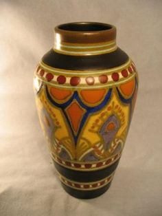 beautiful pottery like this Gouda piece