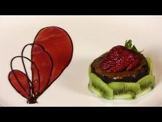 Dessert Plating Decoration Ideas-Dessert Design-How to-Plate Decoration #2