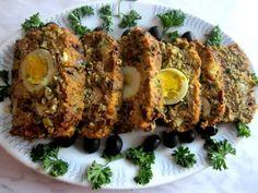 Reteta de drob pt. Pasti Meatloaf, Food, Essen, Meals, Yemek, Eten