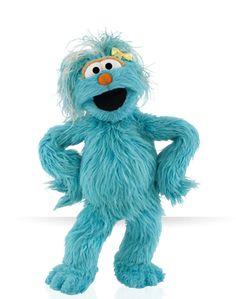 Sesame Street Rosita - Travel Tips and Tricks Sesame Street Muppets, Sesame Street Party, Elmo And Cookie Monster, Fraggle Rock, The Muppet Show, Pbs Kids, Jim Henson, Big Bird, Craft Party