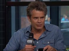 Actor Timothy Olyphant has lots of projects in the works. Talk of a Deadwood movie and his Netflix show with Drew Barrymore has been renewed. He is negotiating to be in a Quentin Tarantino movie too. Jere Burns, Joelle Carter, Anson Mount, Walton Goggins, Elmore Leonard, Hell On Wheels, Timothy Olyphant, Kevin Costner, Five Star