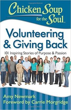 Volunteering & Giving Back Giveaway 10/15 ~ Tales From A Southern Mom