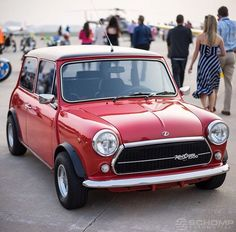 Dream Mini Cooper | MINI | 1972 MINI cooper 1300 | collectable cars | car | vintage | miniac | Schomp MINI