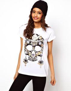 T-shirt blanc   ASOS