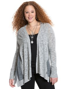 Perforated open cardigan by Lane Bryant   Lane Bryant   I love this cardigan!!!!!! Sooo pretty just bought it!  And I can wait to wear with my weekend Capri and most adorable kiss tshirt ... Coming up next!!   @lanebryant