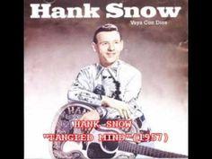 "HANK SNOW - ""TANGLED MIND"" (1957)"