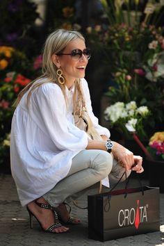 crisp white blouses are the best