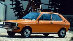 Audi 50 (1974 - 1978) ☺