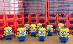 My Lego Minions - They're Multiplying!