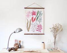 seaweeds poster -vin