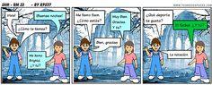 Remuera Primary tries toondoo.com