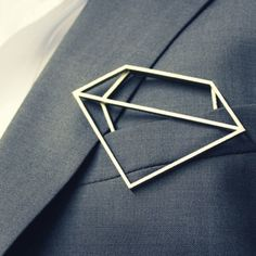 I Love Belgium, Blog, Belgian, Accesory, Jewellery, Diamond, 3D print, Titanium, DAMN, Men
