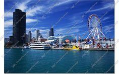 circus at Navy Pier 2014 | Navy Pier Park(CB033087)