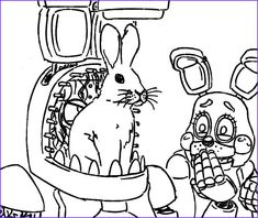 Five Nights at Freddy's Coloring Pages - Five Nights at Freddy's Coloring Pages , Five Nights at Freddy S Sister Location Coloring Pages Fnaf Coloring Pages, Coloring Pages For Kids, Coloring Books, Five Nights At Freddy's, Fnaf Jumpscares, Toy Bonnie, Fnaf Sister Location, Anime Fnaf, Fnaf 1