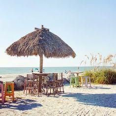 Calm turquoise water, white sandy beaches and a quaint beach town are just a few of the things you'll find on Anna Maria Island, a island. Florida Vacation Spots, Florida Travel, Florida Beaches, Florida Trips, Beach Vacations, Vacation Ideas, Bradenton Beach, Destin Beach, Holmes Beach