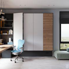 SOSNOVAYA interior on Behance