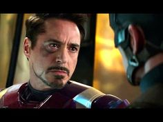 CAPTAIN AMERICA: CIVIL WAR FINAL TRAILER released Mary 10 (2016) Chris Evans Marvel Movie HD - YouTube