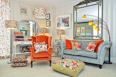 Orange Main Voyage Maison at Home Gallery Furniture